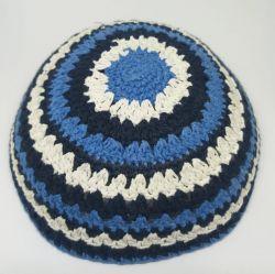 Kipá Crochet K194
