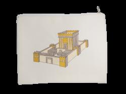 Bolsa De Transporte Para Talit - Templo de Salomão