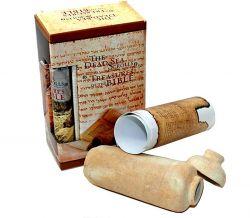 Réplica dos Manuscritos do Mar Morto