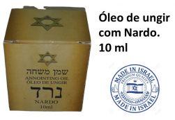 Óleo de ungir - unção - Nardo 10 ml
